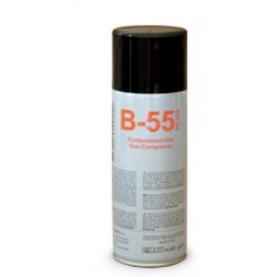 B-55 Compressed gas