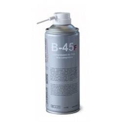 B-45F Compressed gas