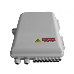 FBTB-X20 Splitter Terminal Box
