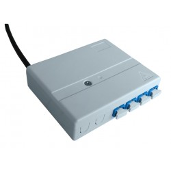 Wall outlet FTTH-318