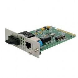 SNMP Management Media Converter NT-102M