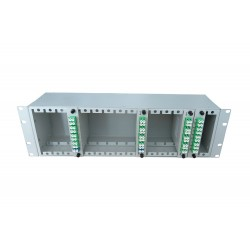"FB Plug-in 19"" 3U 16 Slots Chassis"