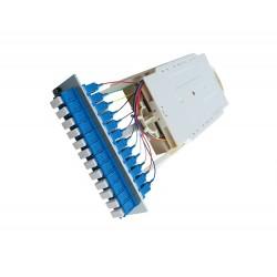 Subrack plug in module 3U/7DU