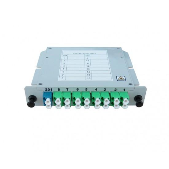 Mini Plug-in Type PLC splitter module