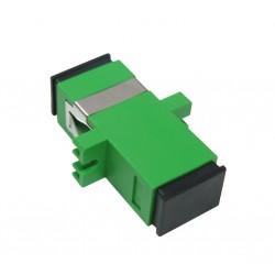 Optical Adapter SC/APC, simplex, SM