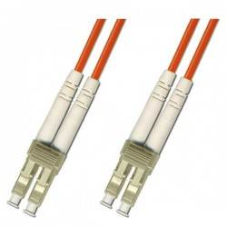 Optical Patchcord LC/UPC-LC/UPC, Duplex, MM 50/125