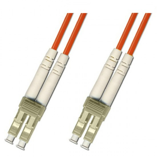 Optical Patchcord LC/UPC-LC/UPC, Duplex, MM 62.5/125