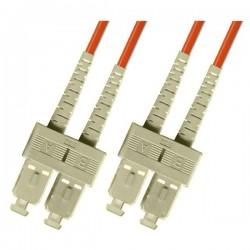 Optical Patchcord SC/UPC-SC/UPC, Duplex, MM 50/125
