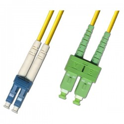 Optical Patchcord LC/UPC-SC/APC, Duplex, SM