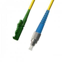 Optical Patchcord E2000/APC-FC/UPC
