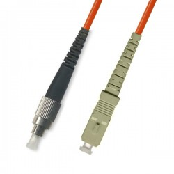 Optical Patchcord FC/UPC-SC/UPC, MM 50/125